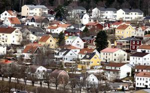 Det råder högt tryck på bostadsmarknaden i Sundsvall. Efterfrågan är stor men utbudet desto mindre.