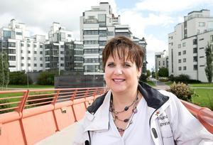 Amanda Agestav, kvar i toppen för KD i Västerås. Arkivbild.