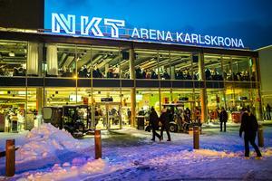 NKT Arena. Foto: Bildbyrån.