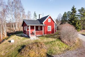 Nyhyttan 60 i Falu kommun toppade Klicktoppen för vecka 47, för Dalarnas del.Foto: Kristofer Skog