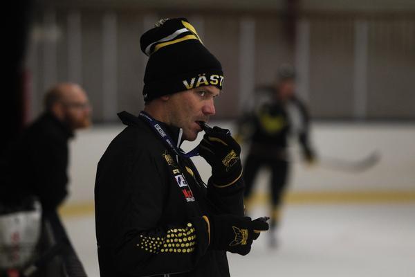 Thomas Paananen inför veckan där VIK ställs mot Tingsryd och Södertälje.