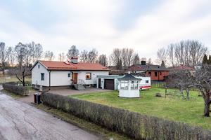 Enplansvilla i Mjälga. Foto: Christofer Cederberg