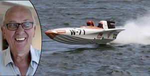 Anders Söderlund, tävlingsledare för Nynäs Offshore Race