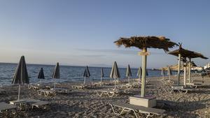 Stor smittspridning på grekiska turistöar – EU:s smittskyddsmyndighet avråder från resor