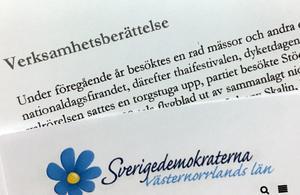 Att det är turbulent inom Sverigedemokraterna, både i Sundsvall och distriktet, råder det ingen tvekan om.