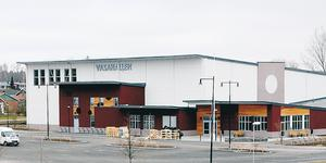 Enligt Socialdemokraterna i Arboga byggde de en ny sporthall i Vasahallen 2008. Foto: Arkivbild.