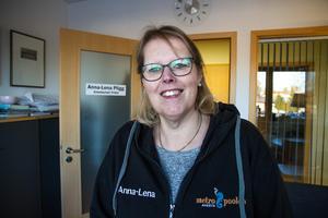 Anna-Lena Pligg är Avesta kommuns fritidschef.