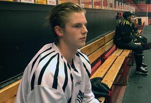 Victor Söderström tackar nej till landslaget.