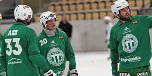 Pelle Fosshaug njöt över att vara tillbaka i Västerås