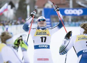 Ida Ingemarsdotter finns med i världscupen i Drammen.