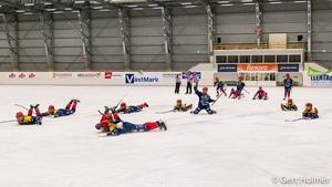 På söndagen blev Kareby/Surte klart för elitserien. Bild: Gert Holmér