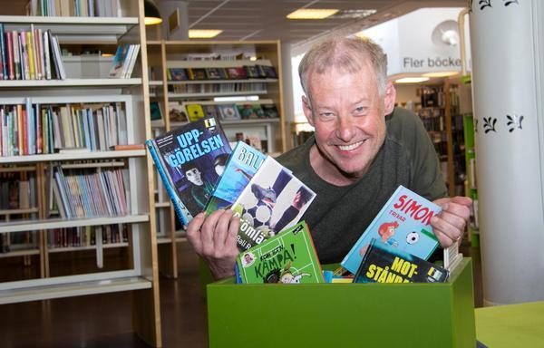 Max Lundgren och böckerna om Åshöjdens BK var föregångare. Staffan Engstrand har tips på många andra böcker i den populära genren.