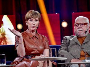 Mischa Billing och Leif Mannerström är två av domarna i Sveriges mästerkock. Foto: Maja Suslin/TT