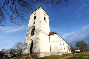 Rådmansö kyrka. Foto: Måna J Roos