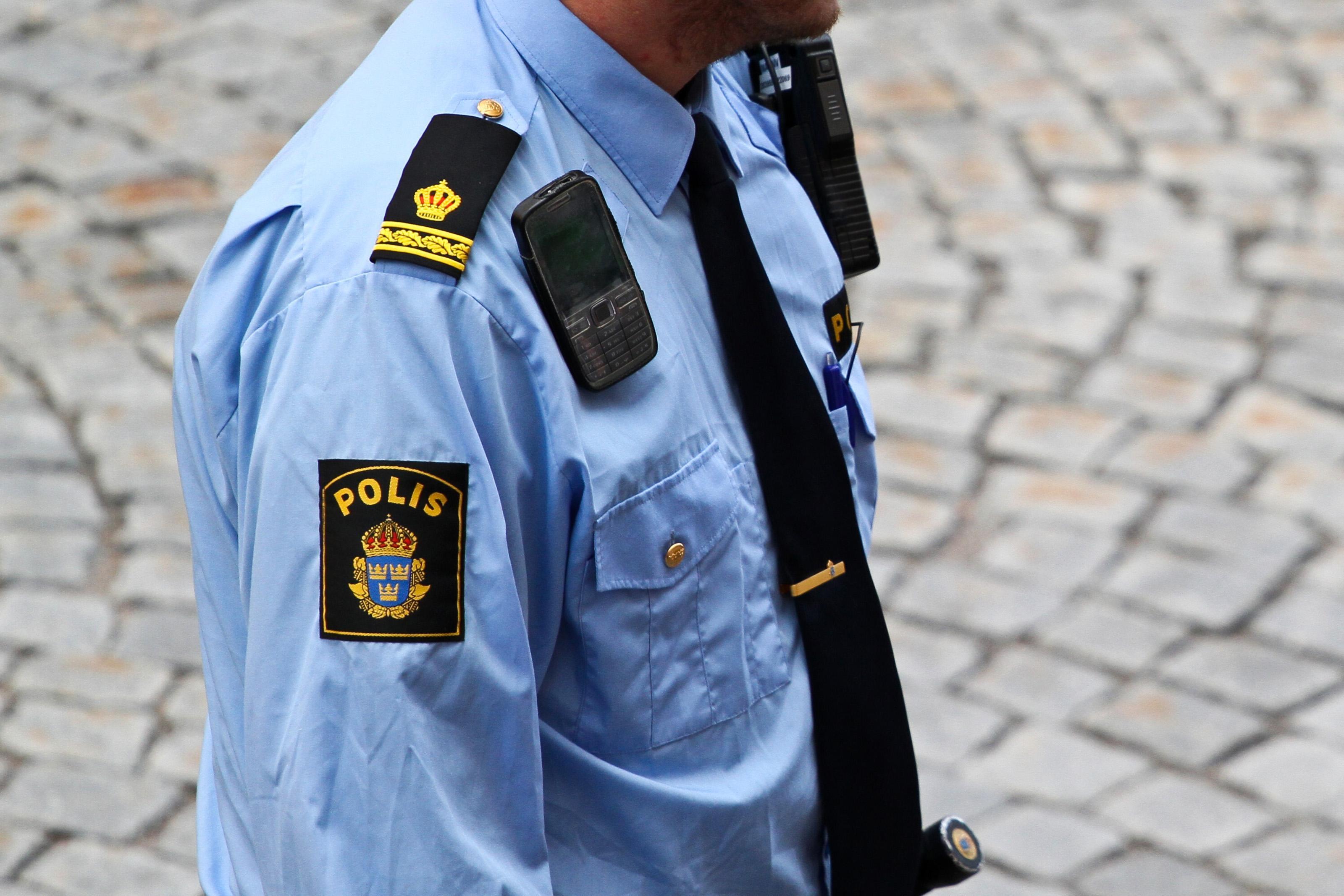 Ung man gripen för rånet i Rätan – hittades i Stockholm