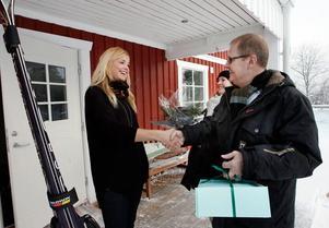 Anna Holmlund tilldelades anrika ST-pokalen 2010.