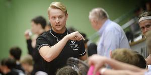 Tom Nilsson lämnar sitt uppdrag som tränare för Sundsvall FBC. Billd: Andreas Lidén