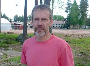 Mats Källberg är tränare för Korsnäs damer.