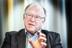 Göran Persson han knappt sluta som statsminister och partiordförande för Socialdemokraterna innan han gick till kommunikationsbolaget JKL. Bild: Tomas Oneborg/SVD/TT