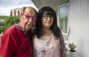 Mats och Kerstin hade bott i samma hus i Alfta i 36 år utan att utsättas för något brott alls. Men den här sommaren drabbades de dubbelt.