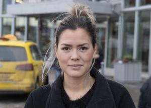 Isabelle Hamrin, 25, säljare, Sundsvall