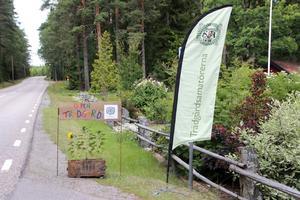 Oftast är Sällskapet Trädgårdsamatörernas evenemang Öppna trädgårdar endast för medlemmar, men den här gången var även allmänheten välkommen.