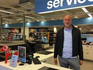 Från att ha särskilda servicediskar i butikerna rullar snart Clas Fixare ut till hemmen. Som tillväxtchef har Jacob Sten en ledande roll i företagets transformering.
