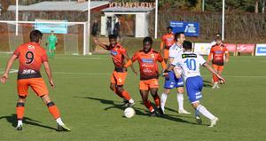David Kuba Kuba regerade på mittfältet och gjorde även matchens enda mål.