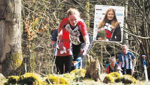 Säsongen har startat för Sundsvall OK:s Hanna Hugosson och Frida Vikström. Bild: Privat