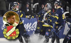 Johan Hedberg (infälld bild) i Falu BS sportgrupp räknar med att både göra klart med flera spelare och även en ny tränare innan veckan är slut. Bild: TT/DT Arkiv