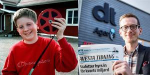 I april 1999 berättade tidningen att Gabriel Ehrling Perers startat en filmfestival för unga i bygdegården hemmavid. I augusti 2019 berättade tidningen att han blir chefredaktör för sin hembygds tidning.