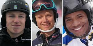 Carl Jonsson, Tobias Hedström och Dan-Axel Grahn får chansen i Europacuppremiären på hemmaplan.