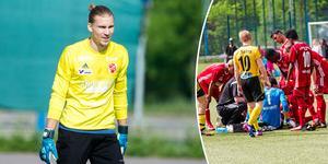 Det är derbydags för Emil Pettersson igen – två år efter att han drog av korsbandet just mot Heby.
