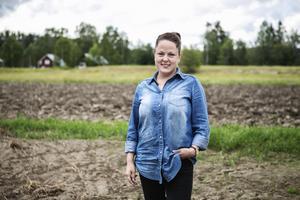 Marielle bodde i Östersund när hon spontant sökte jobb i Sollefteå, och fick det.