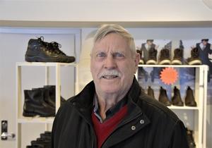 Sven-Olov Björklund, 81 år, pensionär, Björkön.