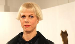 Sonja Nilssons utställning visas till och med 1 december.