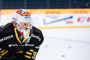 Mika Järvinen, inlånad från Vasa Sport till AIK, hade Tomek Valtonen som tränare i den finska klubben under tre säsonger. Foto: Maxim Thoré/Bildbyrån.