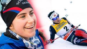 Ebba Andersson och kompani tar över skidvärlden, tror Vidar Löfshus.