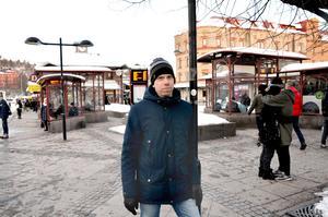 Ombyggnationerna av bygga om Navet till Hållplats Sundsvall försenas några månader.