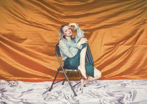 Louisa Lyne, född 1982. Pressbild: Sara Ljunggren