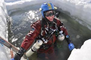 Mats Fröjdenlund, expeditionsledare för Expedition Bjurälven 2018.Foto: Expedition Bjurälven