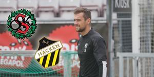 ÖSK kan tvingas kasta om rejält offensivt då Martin Broberg är avstängd och Filip Rogic är osäker till spel.
