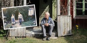 """""""Vi hoppas att den som tar över väljer att bevara huset så mycket som möjligt"""", säger Kalle Andersson."""