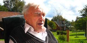Emil Ejeby har avlidit, 104 år gammal.