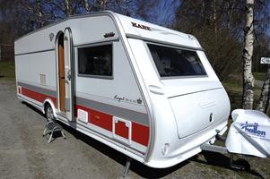"""""""Vivallabo"""" befarar att en husvagn kan bli nästa bostad. Foto: TT"""