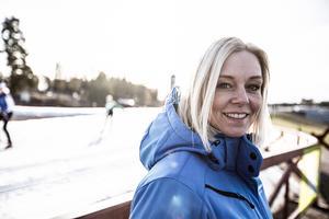 Ulrika Back Eriksson, vd för Svenska skidspelen, säger att skidspelen ska stärka Falun som ort för ett skid-vm i framtiden.