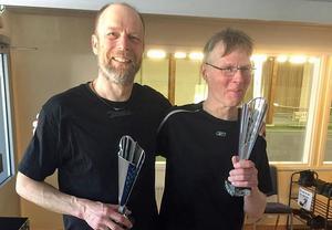 Johan Jansson  och Hans Edström i HS50. Foto: Larissa Karlsson.