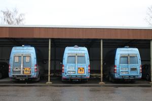Hallsta buss var ett av de företag som förlorade skolskjutsuppdraget när Bergkvarabuss vann upphandlingen.