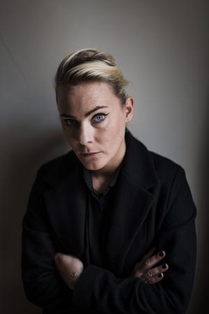 Maja Ivarsson är frontfigur och sångerska i The Sounds.
