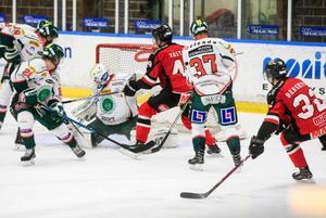 Kristianstad blir det bästa laget VIK mött säsongen 17/18 utöver Piteå.